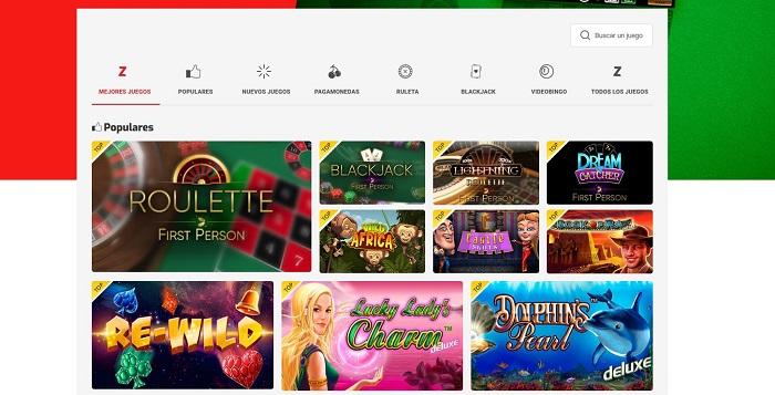 casino Online colombia Zamba