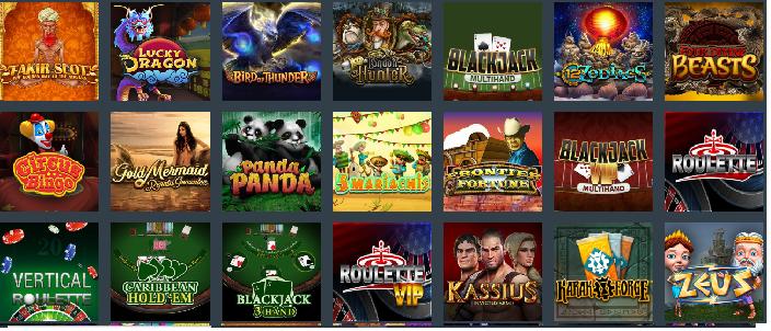 Blackjack Online en Codere