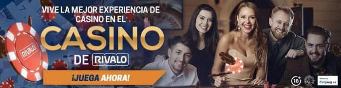 Casino Online Rivalo Colombia