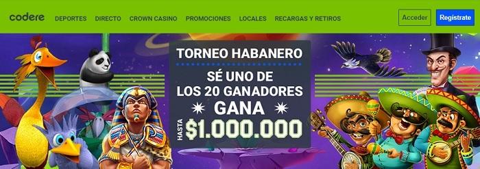 promociones casino codere colombia