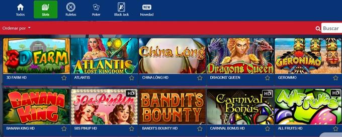 Casino online Aquí Juego