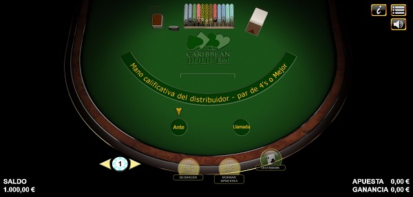 poker casino online yajuego