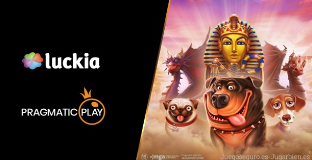 luckia y pragmatic play
