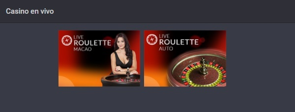 ruleta en vivo Yajuego