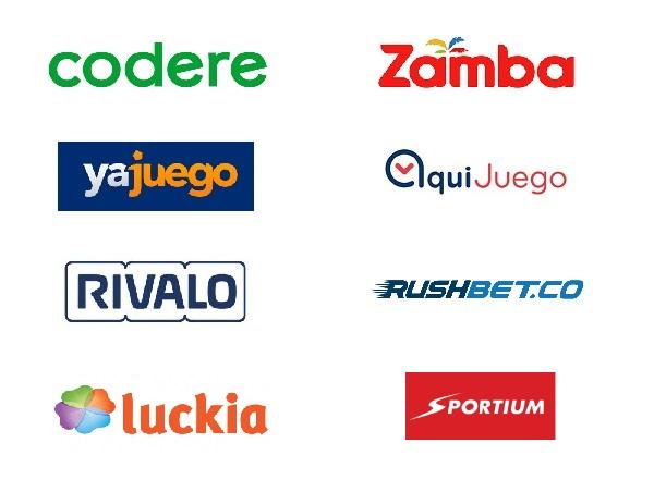 Operadores de juego online en Colombia