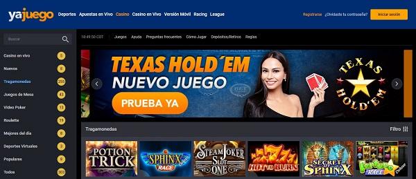casino yajuego