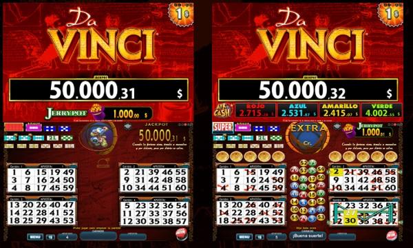 zitro digital da vinci video bingo