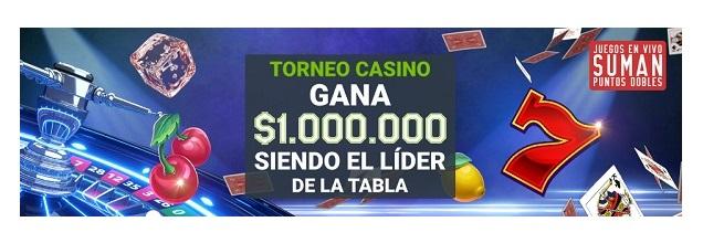 promociones de casinos en codere