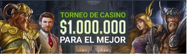 codere torneo de casino