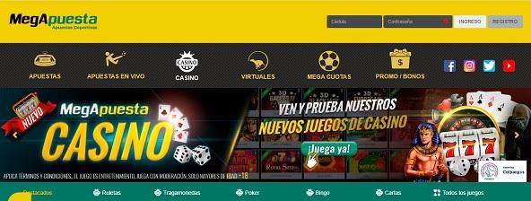 megapuesta casino