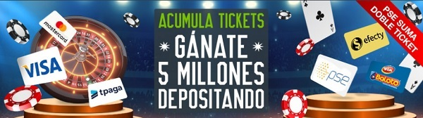 promociones casino codere colombia