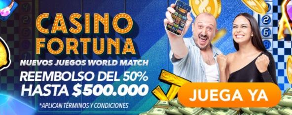 Promociones casinos en mayo 2021