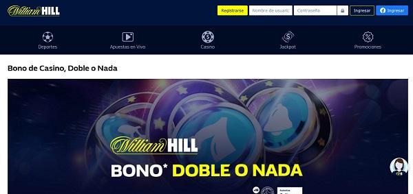 casino online william hill colombia